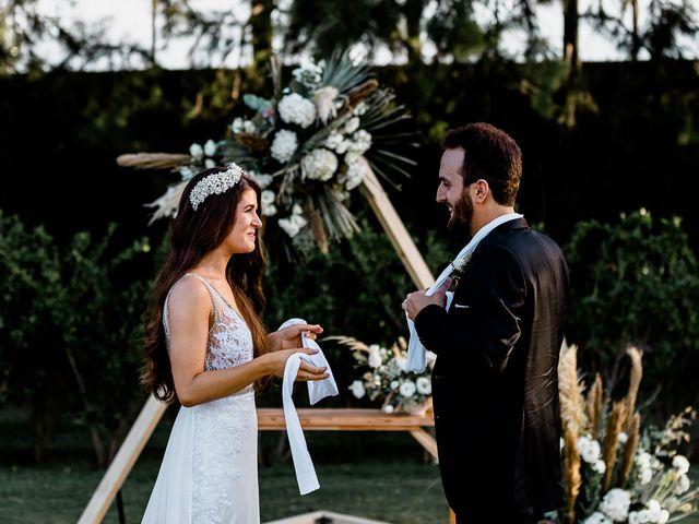 El casamiento de Nico y Carlita en Saavedra, Capital Federal 37
