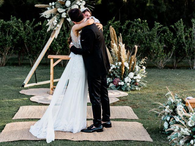 El casamiento de Nico y Carlita en Saavedra, Capital Federal 39