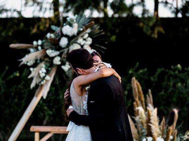 El casamiento de Nico y Carlita en Saavedra, Capital Federal 40