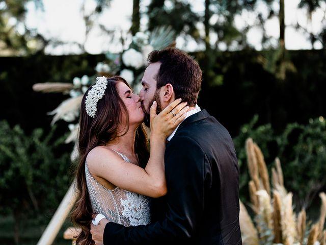 El casamiento de Nico y Carlita en Saavedra, Capital Federal 41