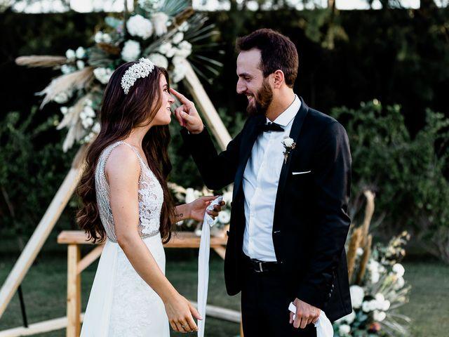 El casamiento de Nico y Carlita en Saavedra, Capital Federal 42