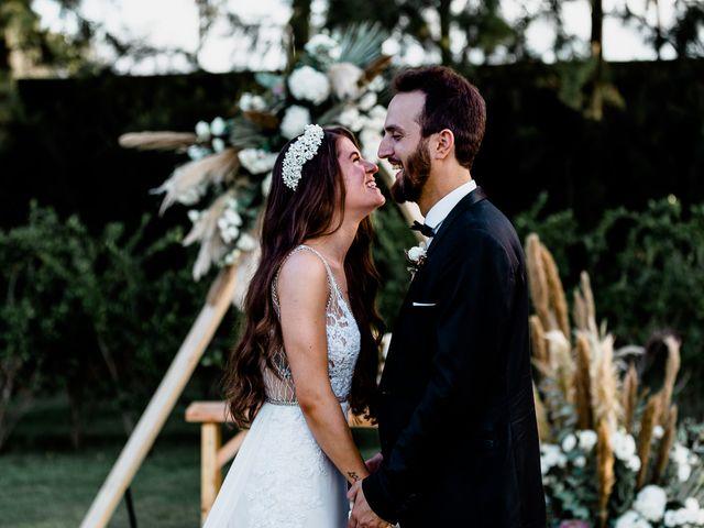El casamiento de Nico y Carlita en Saavedra, Capital Federal 43