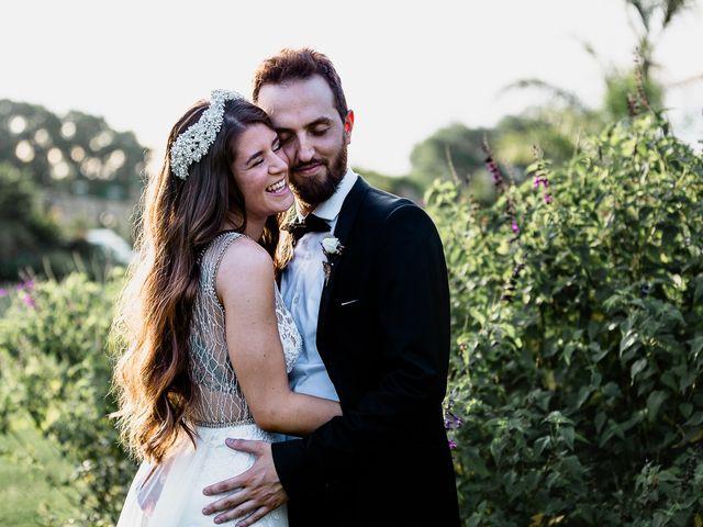 El casamiento de Carlita y Nico