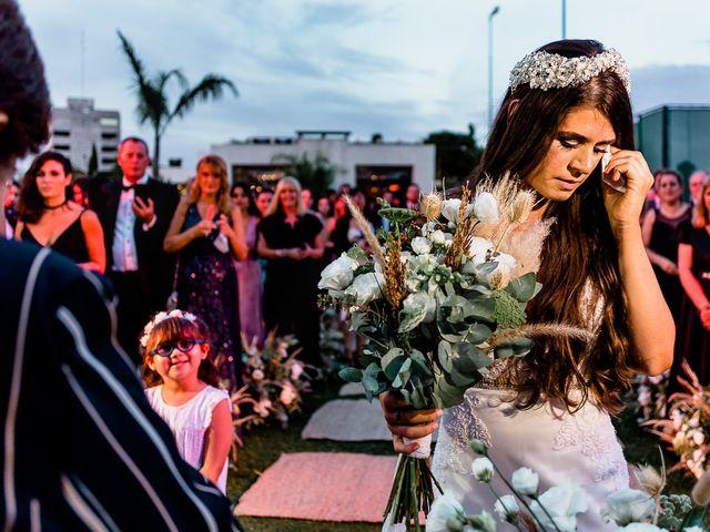 El casamiento de Nico y Carlita en Saavedra, Capital Federal 56
