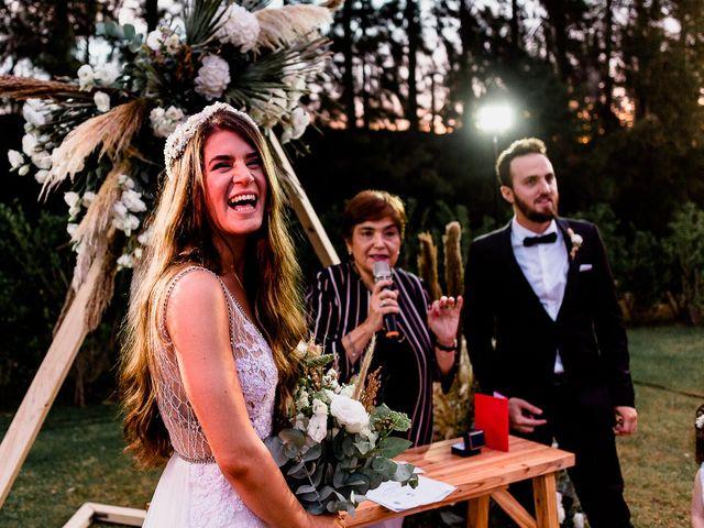 El casamiento de Nico y Carlita en Saavedra, Capital Federal 57
