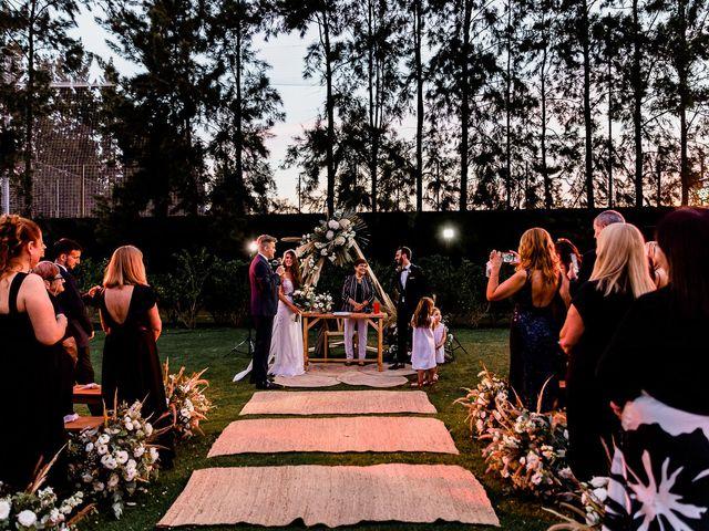 El casamiento de Nico y Carlita en Saavedra, Capital Federal 58