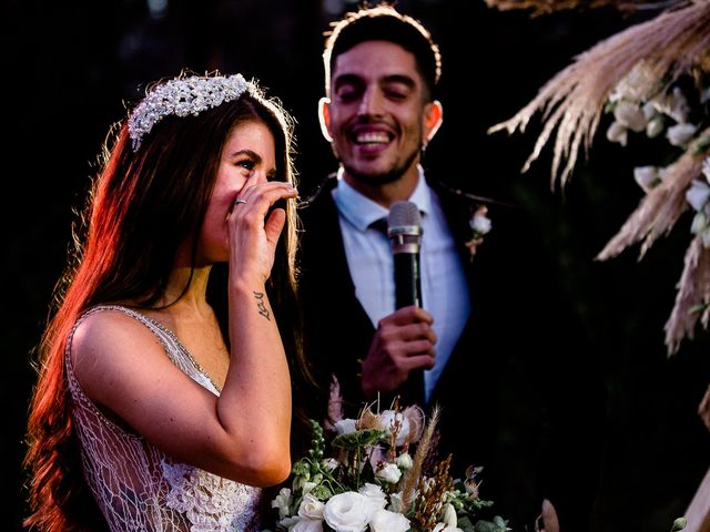 El casamiento de Nico y Carlita en Saavedra, Capital Federal 59
