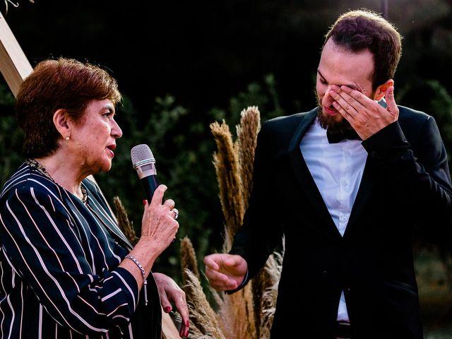 El casamiento de Nico y Carlita en Saavedra, Capital Federal 60