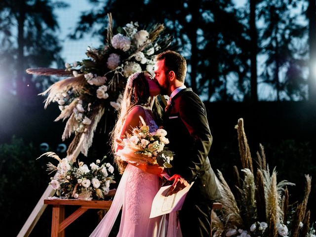 El casamiento de Nico y Carlita en Saavedra, Capital Federal 69