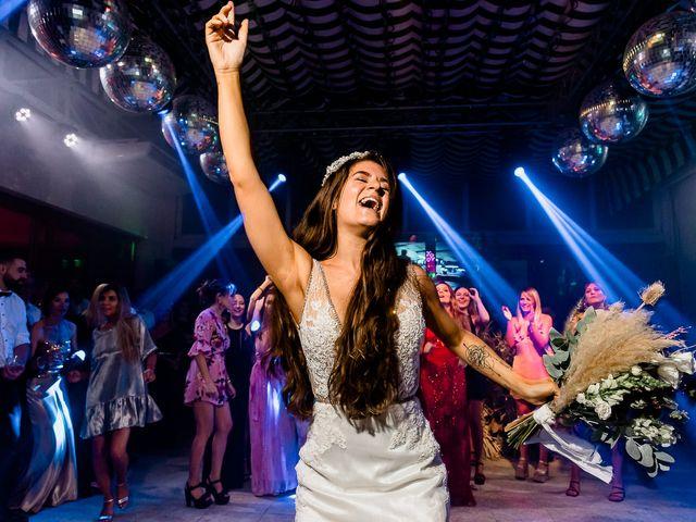 El casamiento de Nico y Carlita en Saavedra, Capital Federal 84