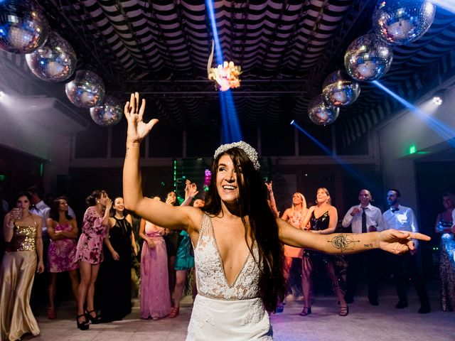 El casamiento de Nico y Carlita en Saavedra, Capital Federal 86