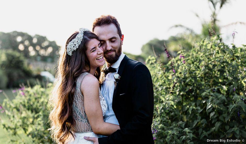 El casamiento de Nico y Carlita en Saavedra, Capital Federal