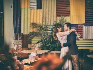 El casamiento de Gabi y Iván