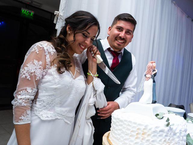 El casamiento de Debora y Álex