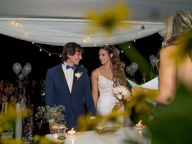 El casamiento de Daniela y José