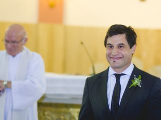 El casamiento de Josefina y Pedro 1