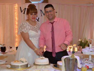 El casamiento de Brenda y Abraham