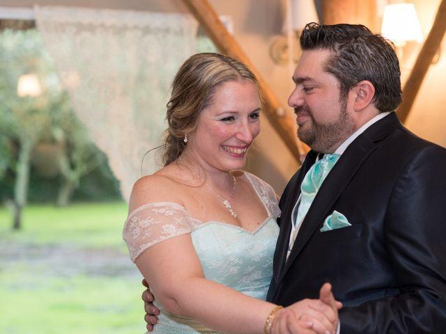 El casamiento de Noelia y Fernando