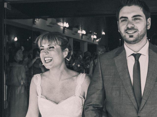 El casamiento de Eugenia y Fabricio