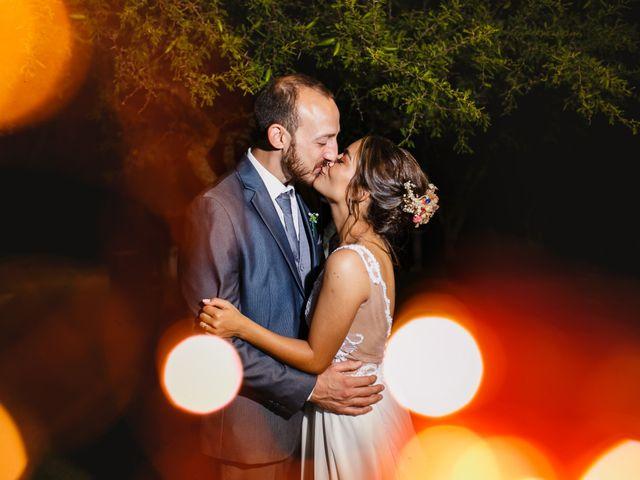 El casamiento de Sil y Gerardo