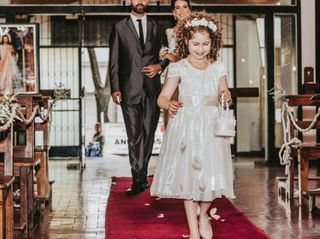 El casamiento de Analía y Nicolás 1