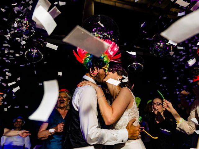 El casamiento de Analía y Nicolás
