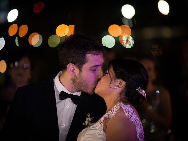 El casamiento de Victoria y Martín