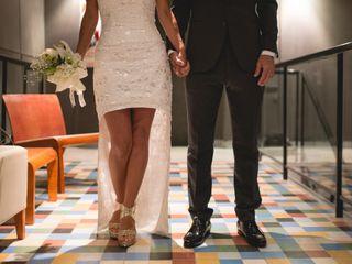 El casamiento de Romina y Paul 2