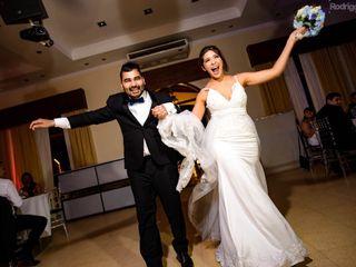 El casamiento de Paula  y Diego  1
