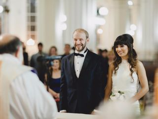 El casamiento de Julieta y Marcelo