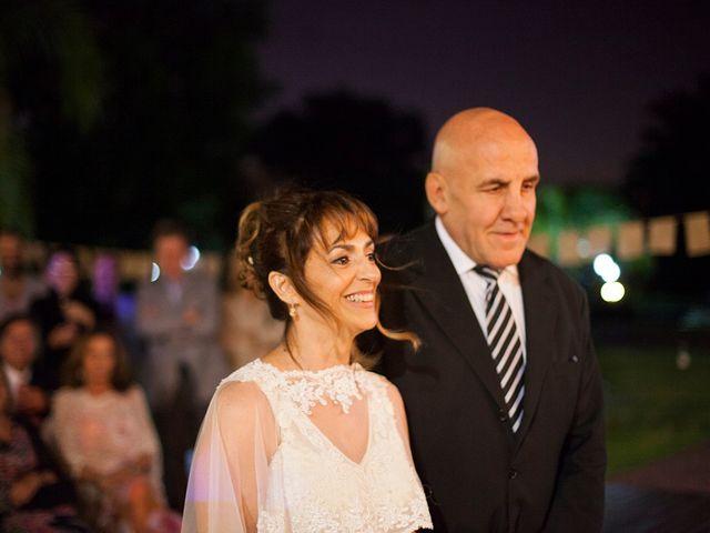 El casamiento de Pato y Tacho