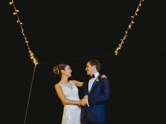El casamiento de Gianni y Santi