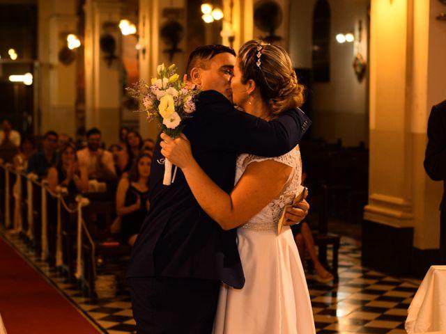 El casamiento de Paola y Sebastian