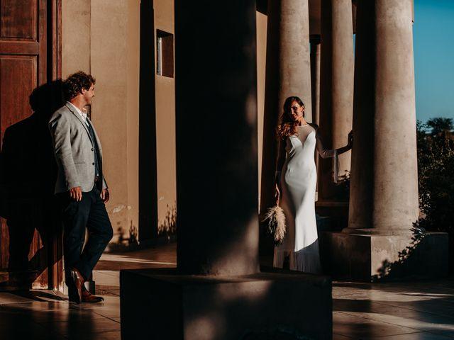 El casamiento de Lucila y Juan