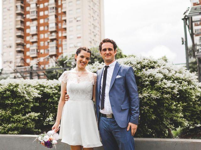 El casamiento de Estefanía y Nicolas