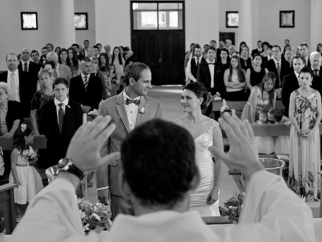 El casamiento de Maya y Matías