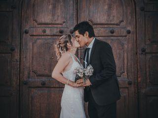 El casamiento de Cintia y Marcos
