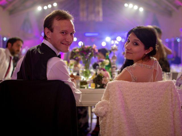El casamiento de Andrea y Rubén