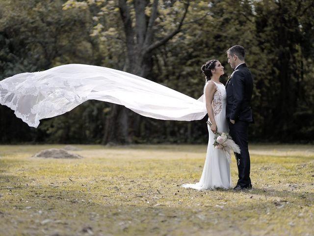 El casamiento de Meli y Diego
