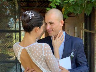 El casamiento de Daniela y Emanuel 1