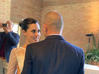 El casamiento de Daniela y Emanuel 2