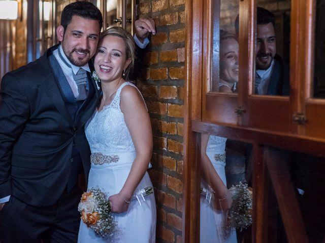 El casamiento de Gabriela y Sergio