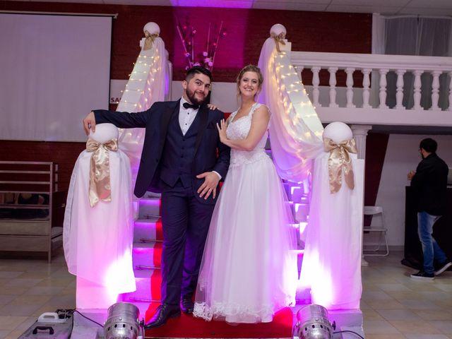 El casamiento de Adriana y Damián