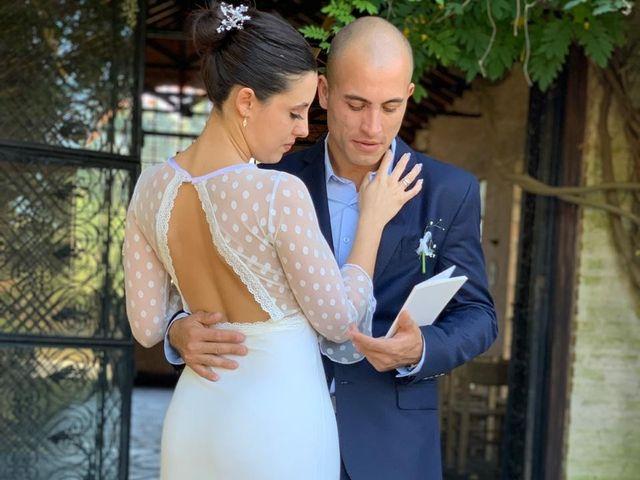 El casamiento de Daniela y Emanuel