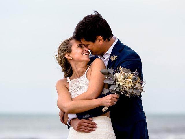 El casamiento de Belu y Tomi
