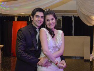 El casamiento de Fabricio  y Noelia 1