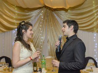 El casamiento de Fabricio  y Noelia 2