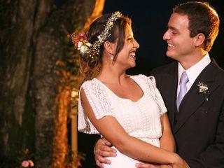 El casamiento de Agustina Fioretti y José Leon