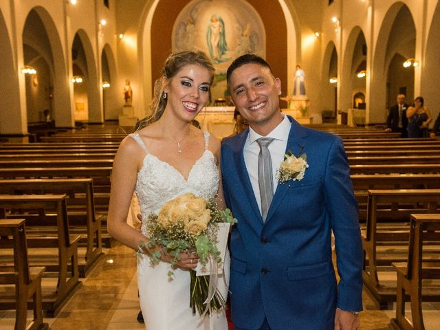 El casamiento de María  y Gonzalo