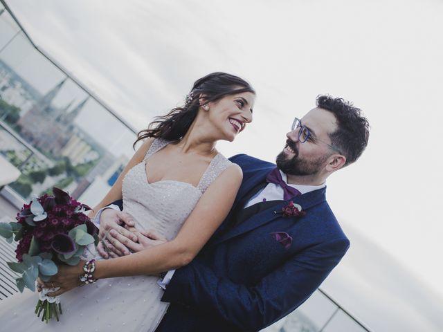 El casamiento de Karis y Andy